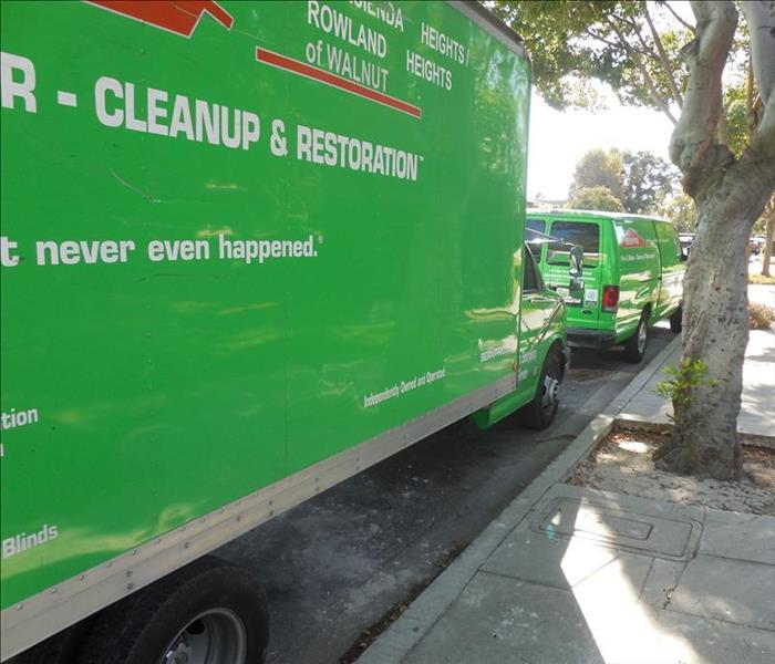 SERVPRO 24-HR EMERGENCY SERVICE