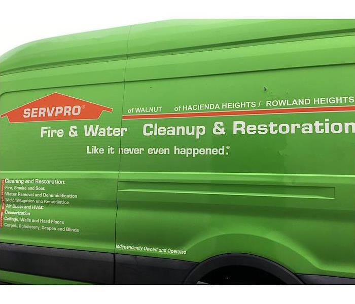 SERVPRO of Hacienda Heights/Rowland Heights is Here to Help!