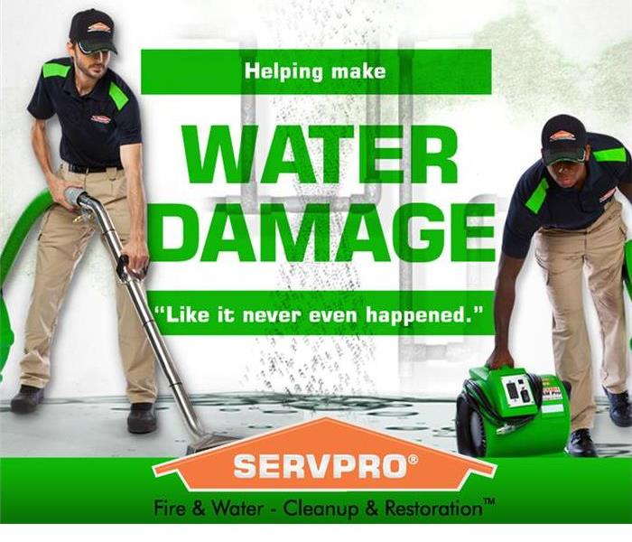 Water Damage Hacienda Heights/ Rowland Heights 24 Hour Emergency Water Damage Service