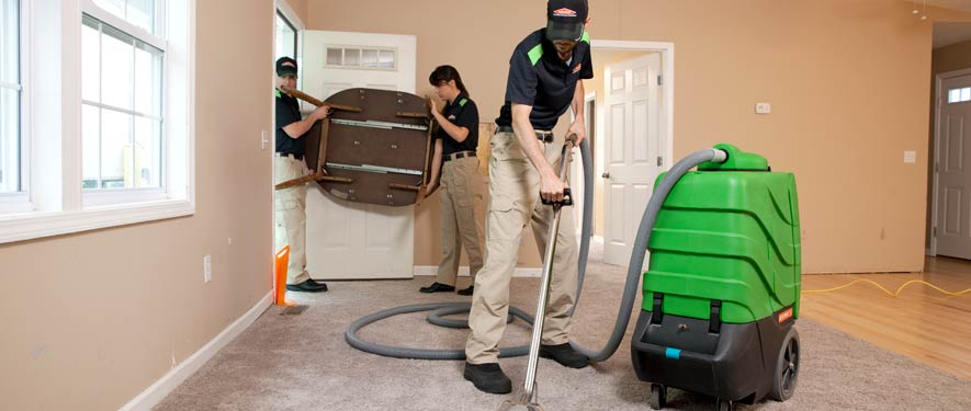 Hacienda Heights, CA residential restoration cleaning